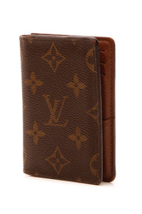 Louis Vuitton Pocket Organizer Wallet - Monogram