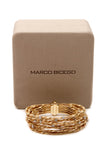 Marco Bicego Diamond Marrakech Bracelet - Gold