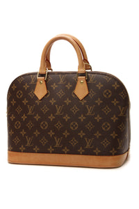 Louis Vuitton Alma PM Bag - Monogram