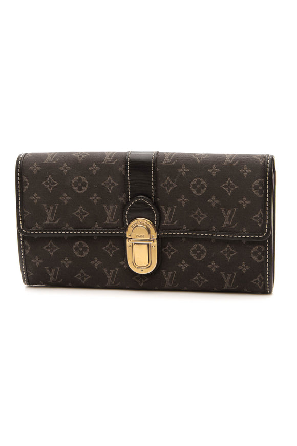 Louis Vuitton Sarah Wallet - Brown Idylle