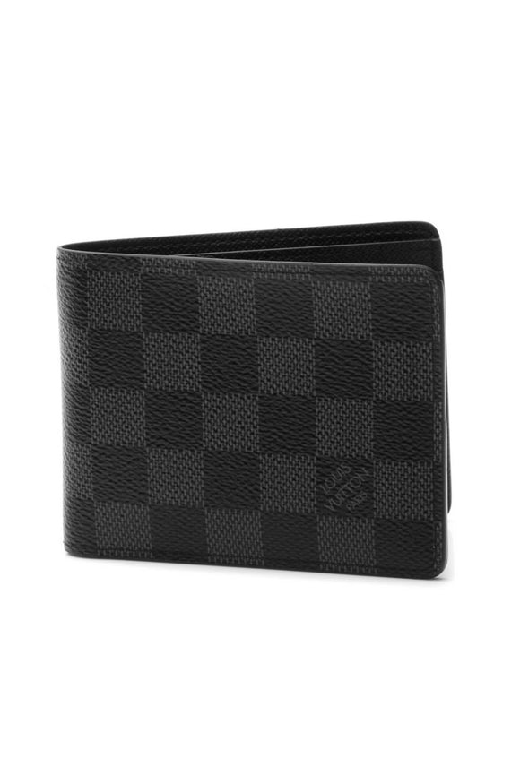Louis Vuitton Slender ID Wallet - Damier Graphite