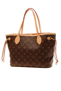 Louis Vuitton Neverfull PM Tote Bag - Monogram