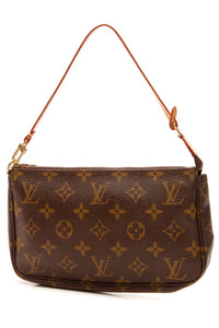 Louis Vuitton Pochette Accessories Bag- Monogram