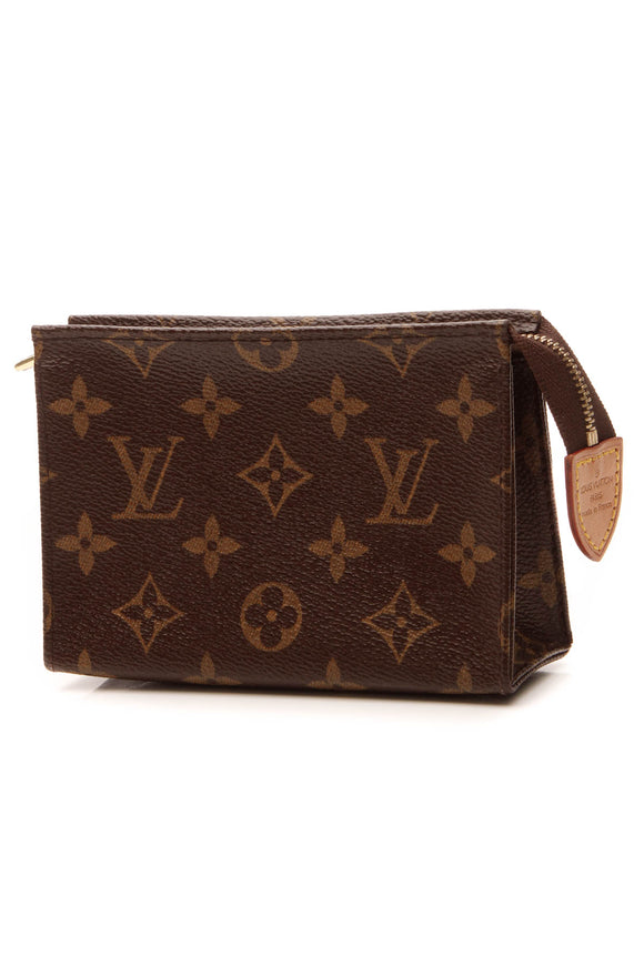 Louis Vuitton Toiletry Pouch 15 - Monogram