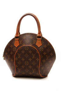 Louis Vuitton Vintage Ellipse PM Bag - Monogram