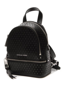 Michael Kors Mini Stars Rhea Backpack - Black