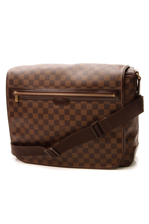 Louis Vuitton Spencer Messenger Bag - Damier Ebene