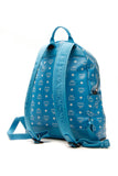 MCM Exclusive Monogram Backpack - Blue Visetos