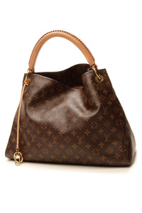 Louis Vuitton Artsy MM Bag - Monogram
