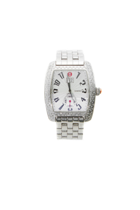 Michele Diamond Urban Watch - Steel