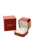 Cartier 1.52ctw Diamond Stud Earrings - Platinum