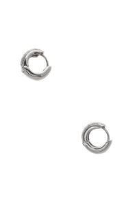 Paul Morelli Diamond Huggie Earrings - White Gold