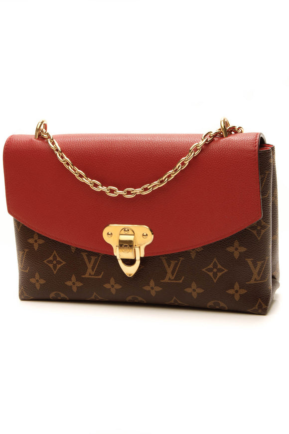 Louis Vuitton Saint Placide Bag - Monogram/Cerise
