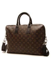 Louis Vuitton Porte-Documents Jour Bag - Monogram