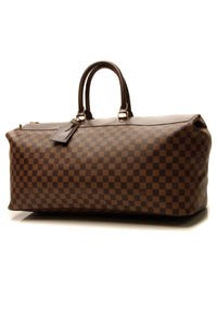 Louis Vuitton Greenwich GM Travel Bag - Damier Ebene