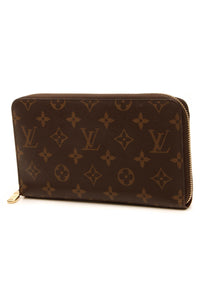 Louis Vuitton Zippy Organizer Wallet - Monogram