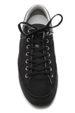 Louis Vuitton Nylon Low-Top Men's Sneakers - Black US Size 12.5