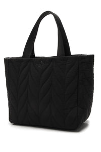 Kate Spade Ellie Nylon Small Tote Bag - Black