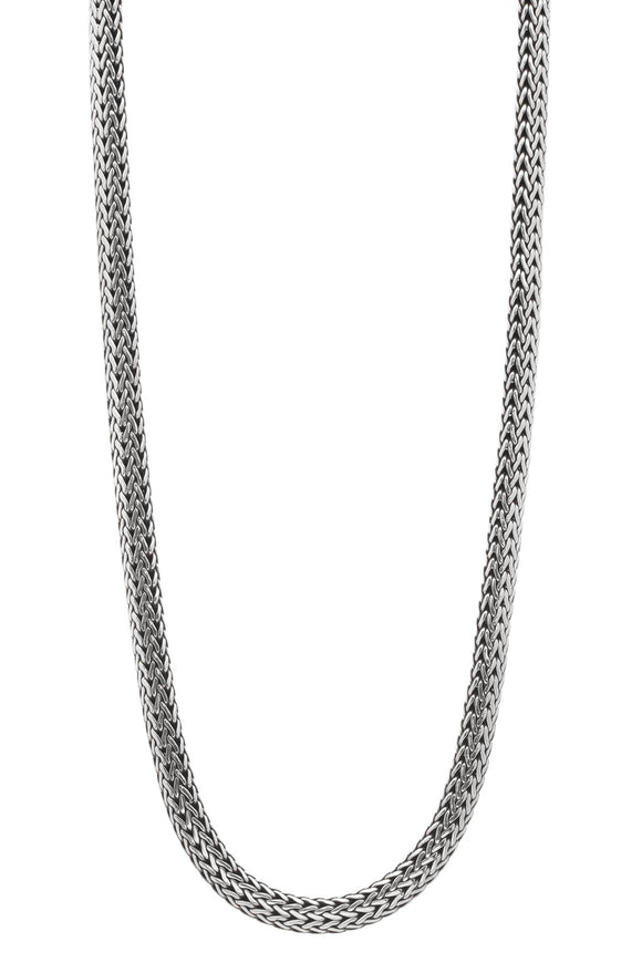 John Hardy 6mm Classic Chain Necklace - Silver