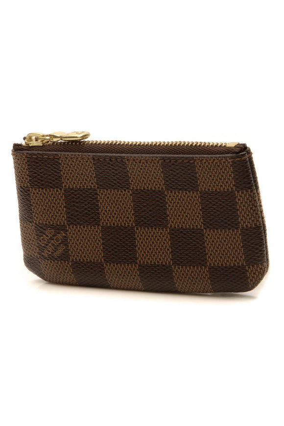 Louis Vuitton Key Pouch - Damier Ebene