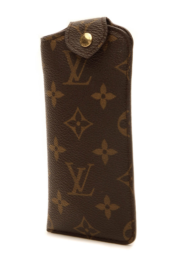 Louis Vuitton Etui a Lunettes PM Eyeglass Case - Monogram