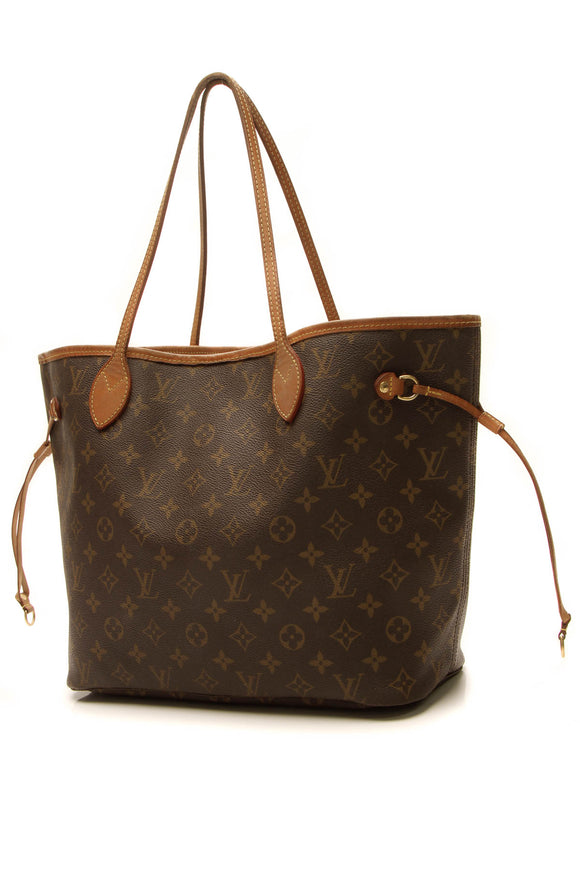 Louis Vuitton Neverfull MM Tote Bag - Monogram