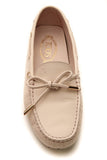 TOD'S Gommino Driving Loafers - Light Pink Size 38.5