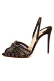 Christian Louboutin Araborda 100 Heeled Sandals - Black Size 37