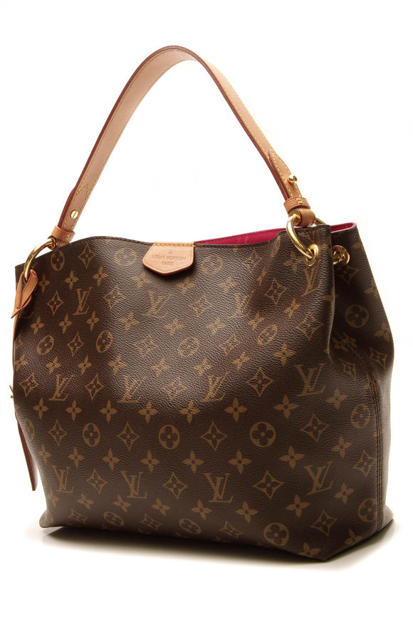 Louis Vuitton Graceful PM Bag - Monogram/Peony