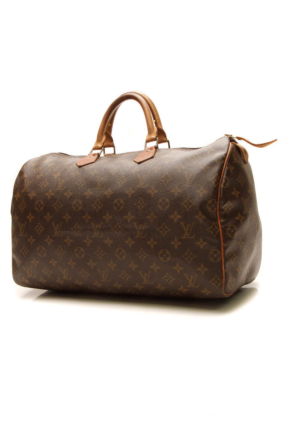 Louis Vuitton Vintage Speedy 40 Bag - Monogram