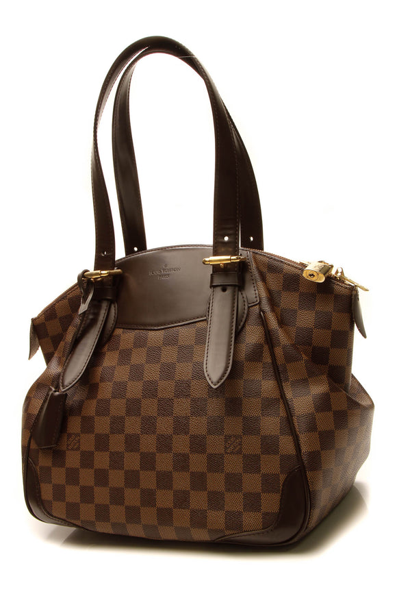 Louis Vuitton Verona MM Bag - Damier Ebene
