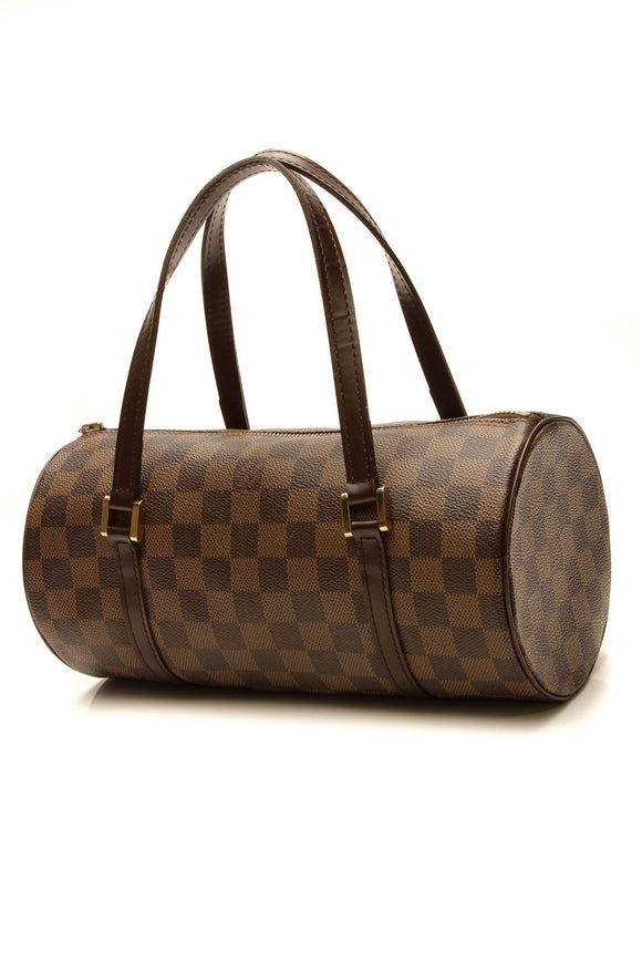 Louis Vuitton Papillon 26 Bag - Damier Ebene