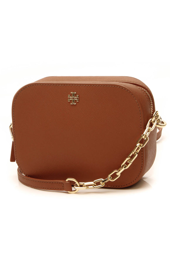 Tory Burch Small Crossbody Bag - Tan