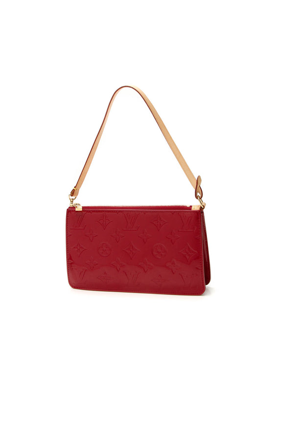 Louis Vuitton Vernis Lexington Pochette Bag - Pomme d' Amour