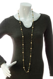 Chanel Vintage Pearl Sautoir Necklace - Gold