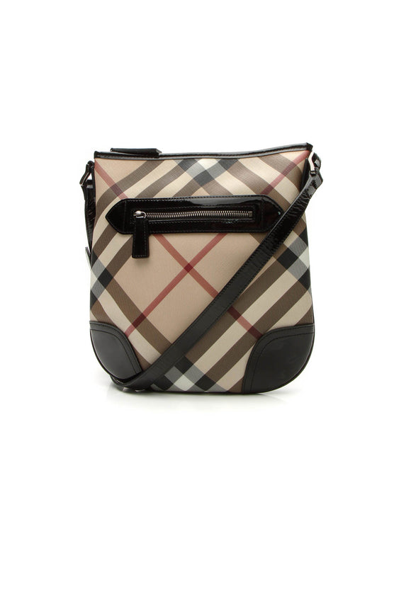 Burberry Dryden Crossbody Bag - Supernova Check
