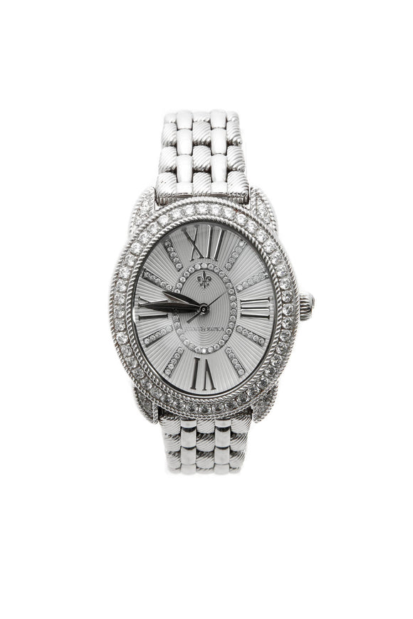 Judith Ripka Madison Watch - Steel