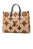 Louis Vuitton Crafty On The Go GM Tote Bag - Giant Monogram