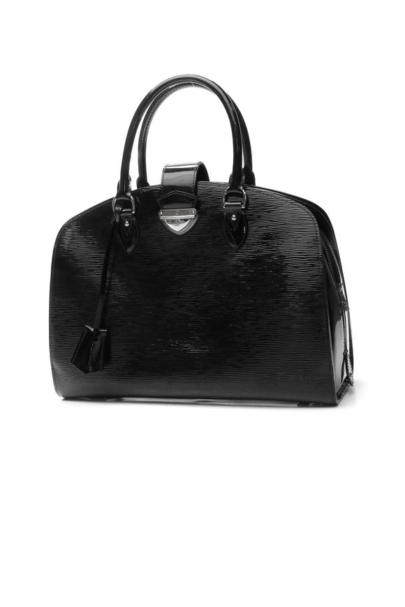 Louis Vuitton Electric Epi Pont-Neuf GM Bag - Black