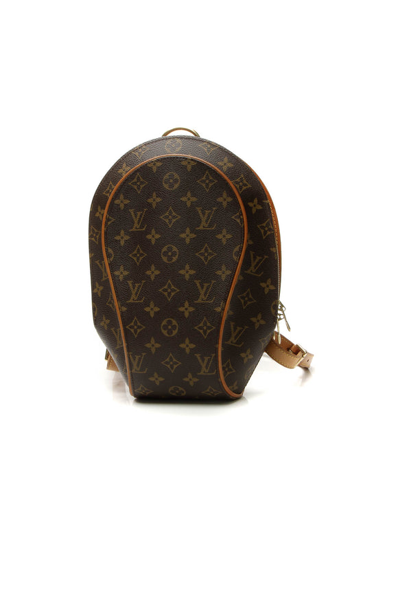 Louis Vuitton Vintage Ellipse Sac a Dos Backpack - Monogram