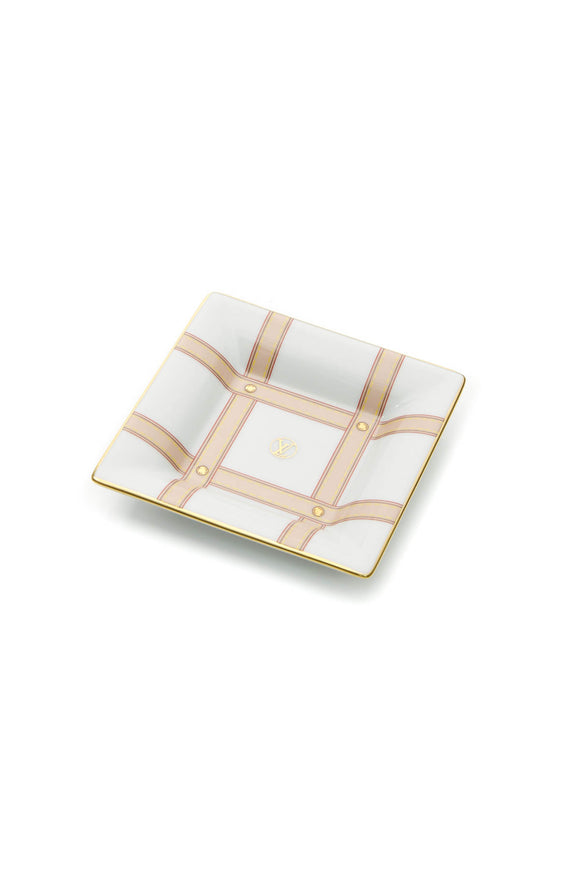 Louis Vuitton Marcel PM Valet Tray - White/Beige