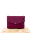 Louis Vuitton Empreinte Twice Crossbody Bag - Grape