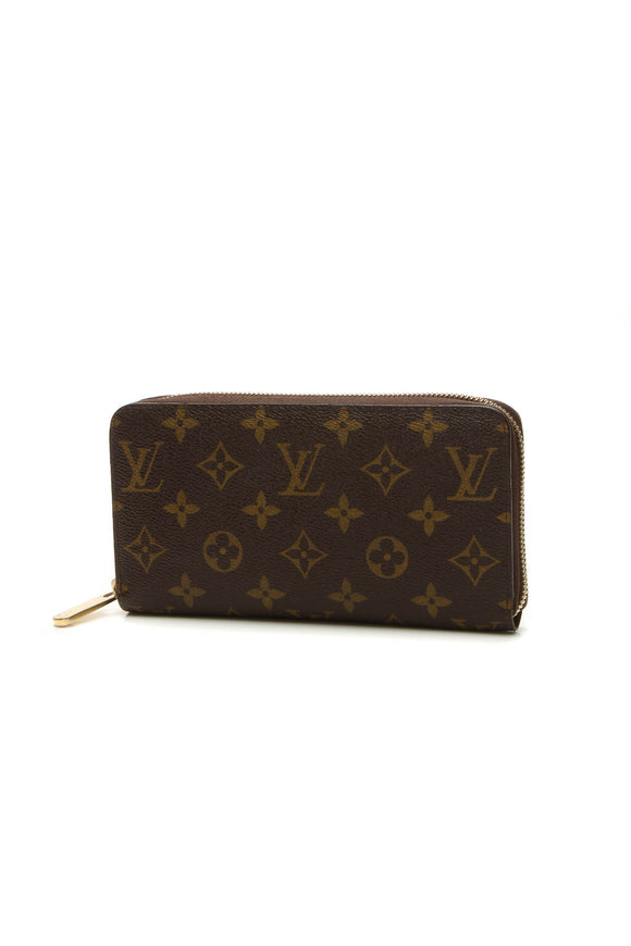 Louis Vuitton Zippy Wallet - Monogram