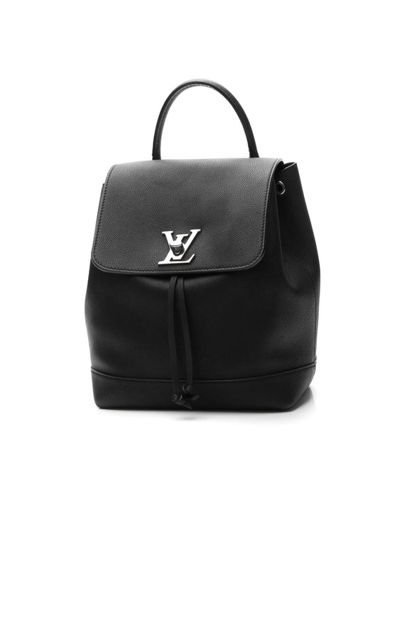 Louis Vuitton Lockme Backpack - Noir