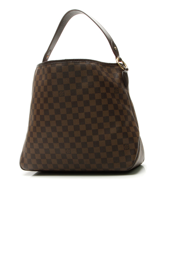 Louis Vuitton Delightful MM Bag - Damier Ebene