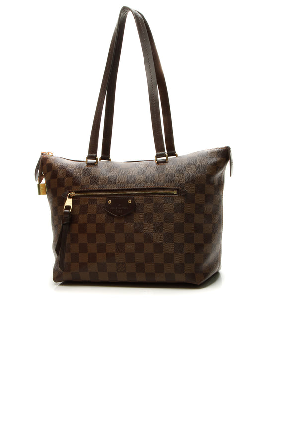 Louis Vuitton Iena PM Bag - Damier Ebene
