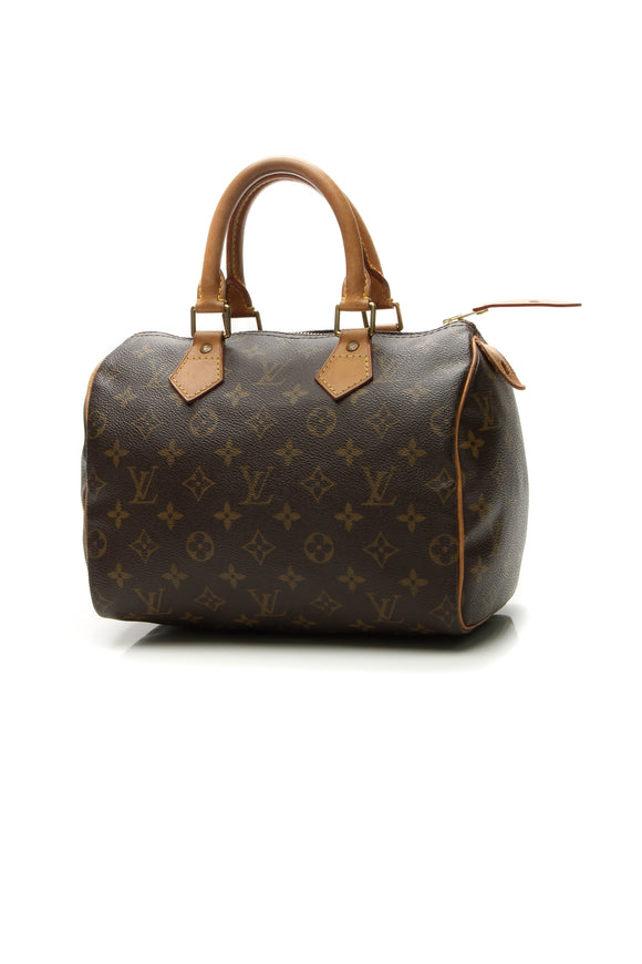 Louis Vuitton Vintage Speedy 25 Bag - Monogram