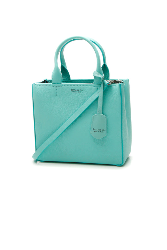 Tiffany & Co. Micro Tote Bag - Tiffany Blue