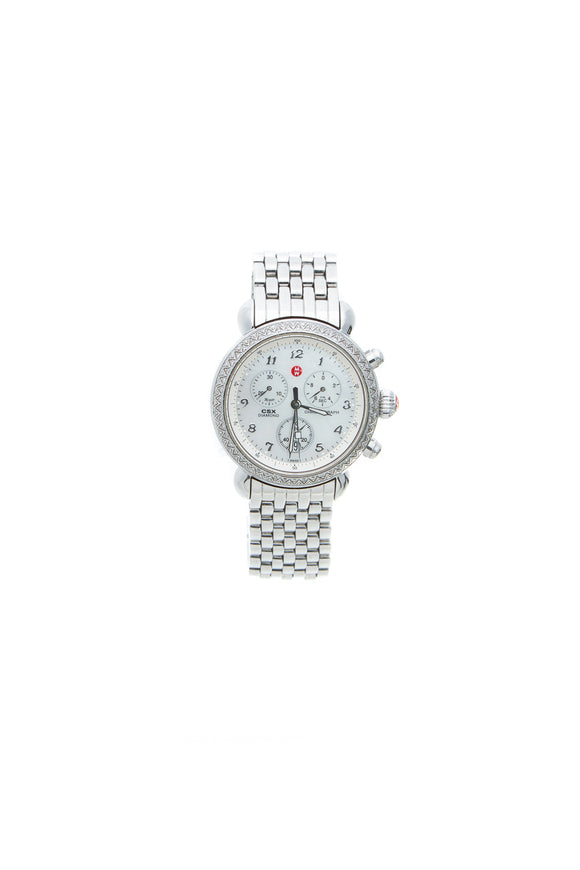 Michele Diamond CSX Watch