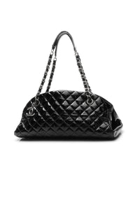 Chanel Just Mademoiselle Medium Bowler Bag - Black